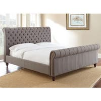 Sawyer Tufted Bed by Greyson Living