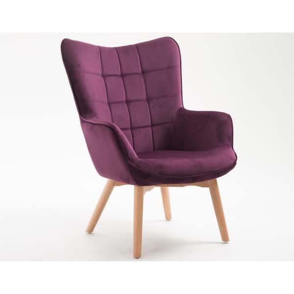 Pleasant Shop Carson Carrington Akershus Accent Chair On Sale Machost Co Dining Chair Design Ideas Machostcouk