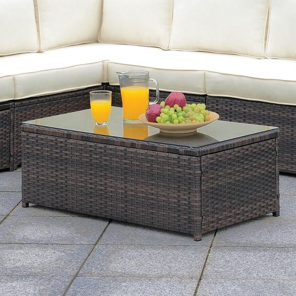 Shop Furniture Of America Villa Outdoor Weather Resistant