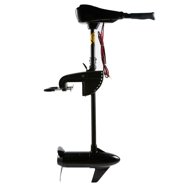 46LBS Thrust Electric Trolling Motor for Fishing Boats Freshwater and Saltwater Use