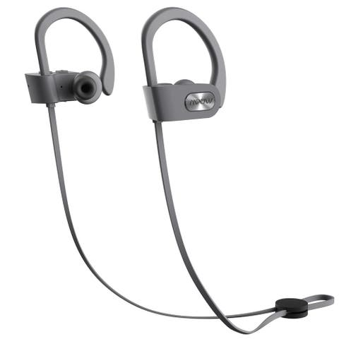 Mpow Bluetooth Headphones, IPX7 Waterproof In-ear Earbuds