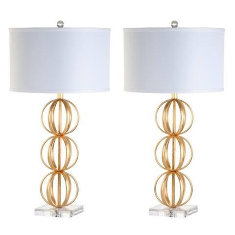 Safavieh Lighting 29-inch Annistyn LED Table Lamp (Set of 2)