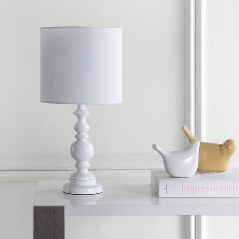 "Safavieh Lighting 18-inch Harrington LED Table Lamp - 9""x9""x18"""