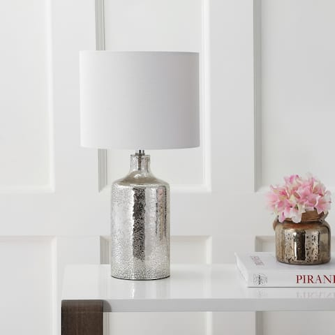 "Safavieh Lighting 19-inch Danaris LED Table Lamp - 10""x10""x19"""