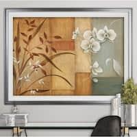 Orchid Elegance I-Premium Framed Print