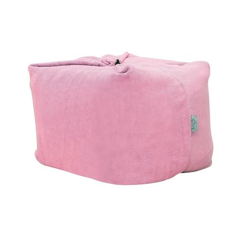 Loungie Magic Pouf Beanbag / 3-in-1 Ottoman, Chair, Floor Pillow
