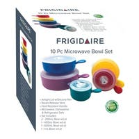 Frigidaire 10pc Microwave Container Set