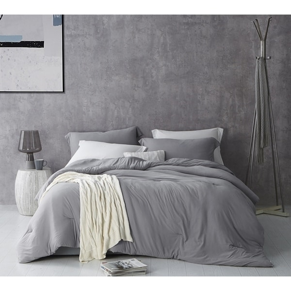 Shop BYB Bare Bottom Comforter - Alloy - Free Shipping Today - Overstock -  22256447