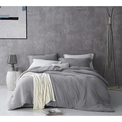 BYB Bare Bottom Comforter - Alloy