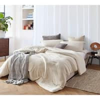 BYB Bare Bottom Comforter - Almond Milk