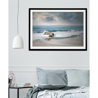 A Forever Moment-Premium Framed Print - grey, yellow, blue, green, white, black, red