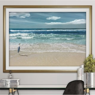 Nature's Symphony-Premium Framed Print - blue, green, white, black, red, grey, yellow,