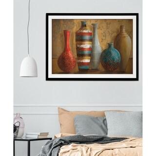 Vessels of Tabuk-Premium Framed Print