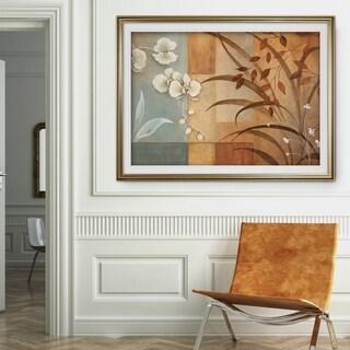 Orchid Elegance II-Premium Framed Print