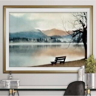 Inner Peace-Premium Framed Print