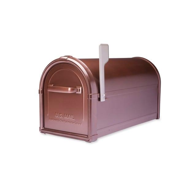 Hillsborough Post Mount Mailbox