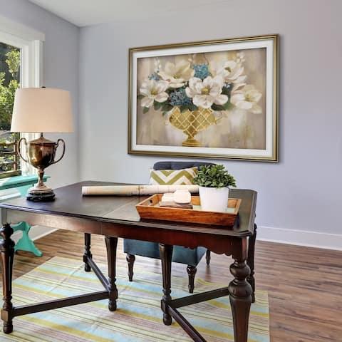 Southern Magnolia-Premium Framed Print