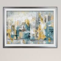 City Views I-Premium Framed Print