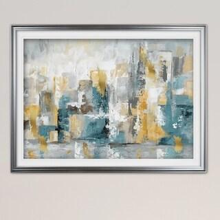 City Views I-Premium Framed Print