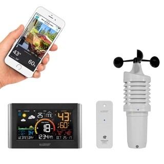 La Crosse Technology V21-WTH Wireless Wi-Fi Weather and Wind Station