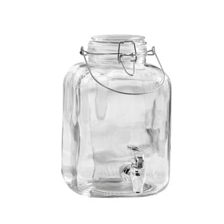 hoss beverage dispenser w/handle