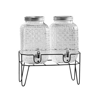 theo set/2 dispenser with stand