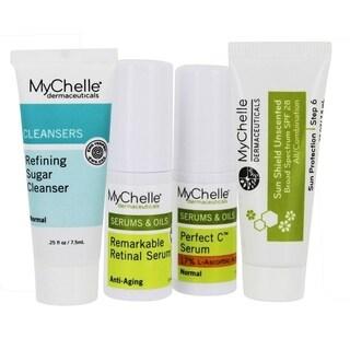 MyChelle Discover AM/PM Skin Essentials Set