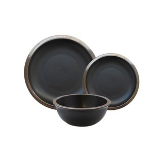 Black Dinnerware Find Great Kitchen Dining Deals Shopping At