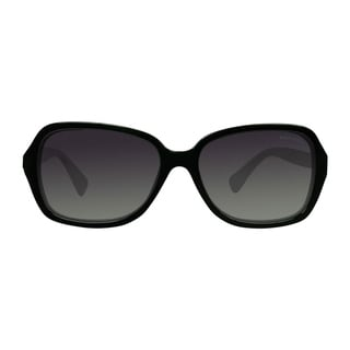 Link to Suzy L. Women's Black Love Link Polarized Sunglasses Similar Items in Women's Sunglasses