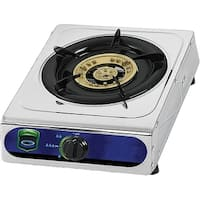 Heavy Duty Portable Single Burner Propane Gas Stove Outdoor Cooking