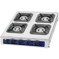 Heavy Duty 4 Burner Propane Gas Stove Outdoor Cooking Butane Gas Stove