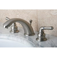 Olympia Faucets L-7372 Two Handle Lavatory Widespread Faucet - Free ...