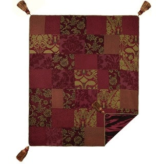 Norbury Hand Pieced Patchwork Throw