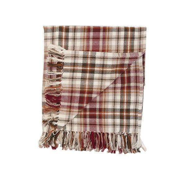 Englewood Plaid Throw Blanket. Opens flyout.