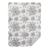 Isabel Toile Throw