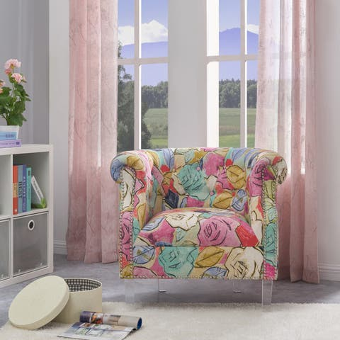 Buy Accent Chairs, Floral Living Room Chairs Online at Overstock ...