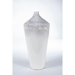 Vase in Antique White