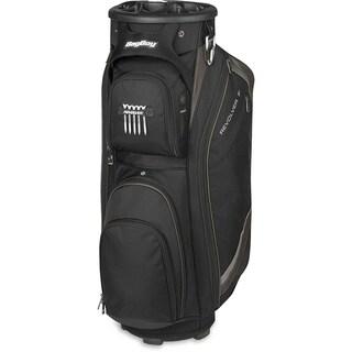 BagBoy Revolver FX Cart Bag - Black/Charcoal/Silver