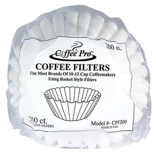 Coffe Pro CPF200 Coffee Filter - 12 Cup Drip Size - Commercial