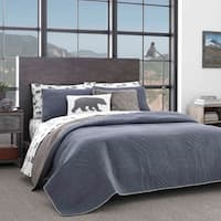 Eddie Bauer Hidden Lake Quilt Set