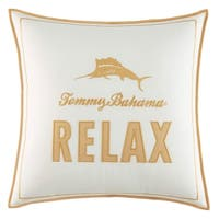 Tommy Bahama Loredo Gardens Relax Throw Pillow