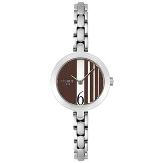 Tissot Women's T0032091129200 'Flamingo' Stainless Steel Watch