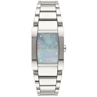 Tissot Women's 'Generosi' Diamond Stainless Steel Watch