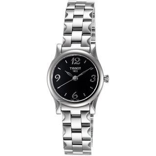 Tissot Women's T0282101105700 'T-Wave' Stainless Steel Watch