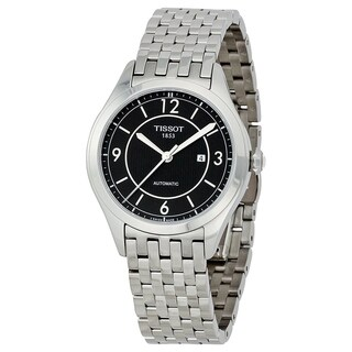 Tissot Women's T0382071105701 'T-Classic' Automatic Stainless Steel Watch