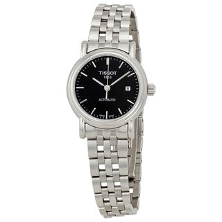 Tissot Women's T95118351 'Carson' Automatic Stainless Steel Watch