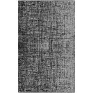 Brumlow Mills Contemporary Linen in Gray GRAY - 3'4 x 5'
