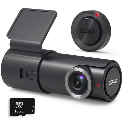 GOLUK T2 32 GB Smart Car Dashcam 1080P Full HD, G-Sensor, Low Light Vision, WDR, Motion Detection