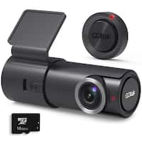 GOLUK T2 32 GB Smart Car Dashcam 1080P Full HD, G-Sensor, Low Light Vision, WDR, Motion Detection