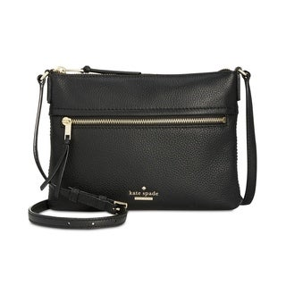 Kate Spade New York Jackson Street Gabriele Crossbody Black